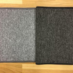 Base heltäckningsmatta antracit grå